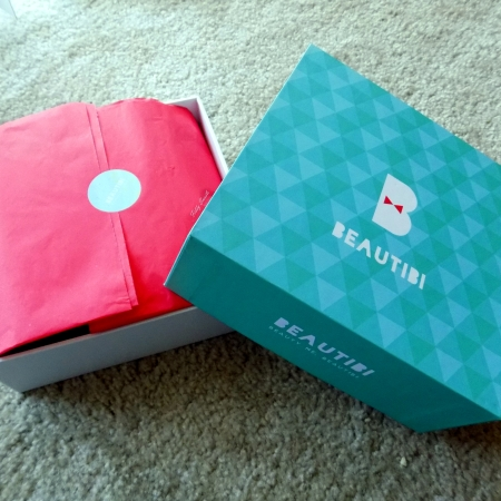 Beautibi box unboxing