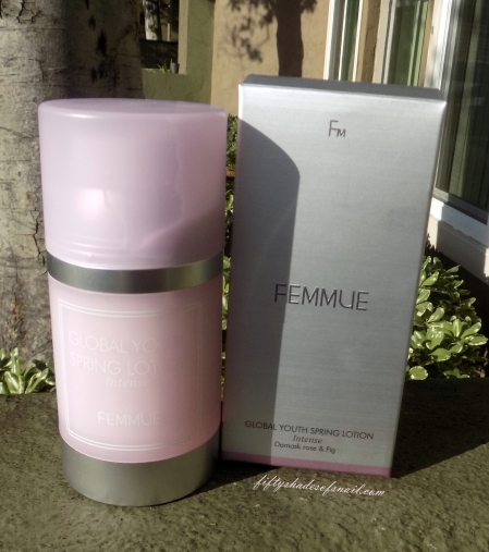 Femmue Global Youth Spring Lotion