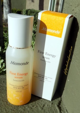Mamonde First Energy Serum