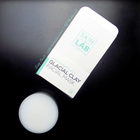 Skin & Lab Glacial Clay Facial Mask review