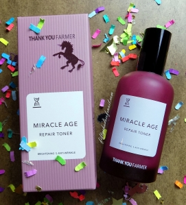 Thankyou Farmer Miracle Age Repair Toner