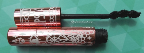 Fairydrops Scandal Queen mascara review