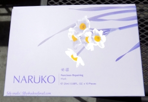 Naruko Narcissus Repairing Mask box art