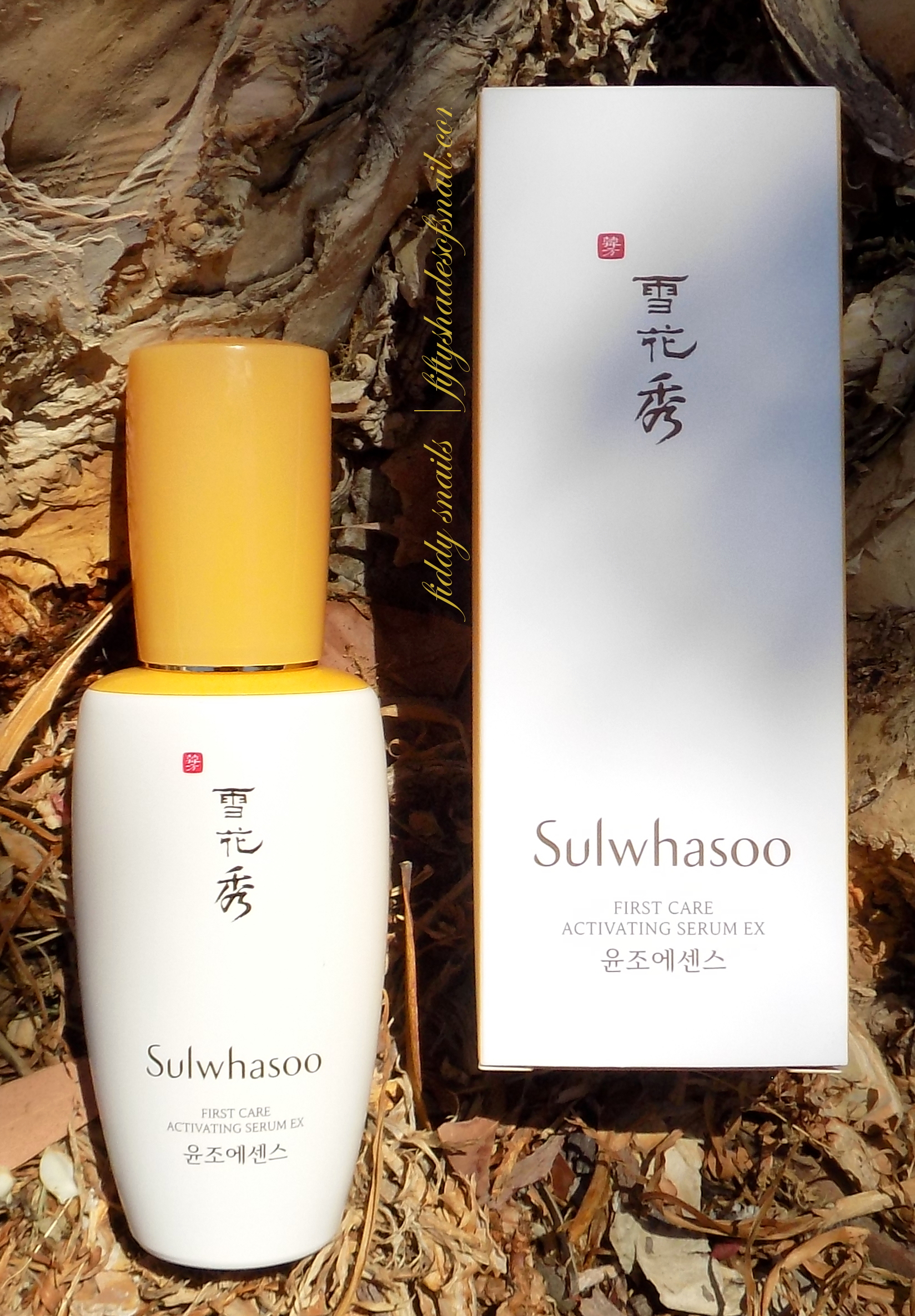 Updated Review Sulwhasoo First Care Activating Serum Ex Fifty Time Treasure Renovating Cream 8ml