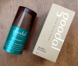 Goodal Phytowash Bubble Peeling and box