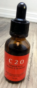 OST C20 vitamin C serum