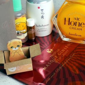 Skincare routine with naruko face renewal miracle essence