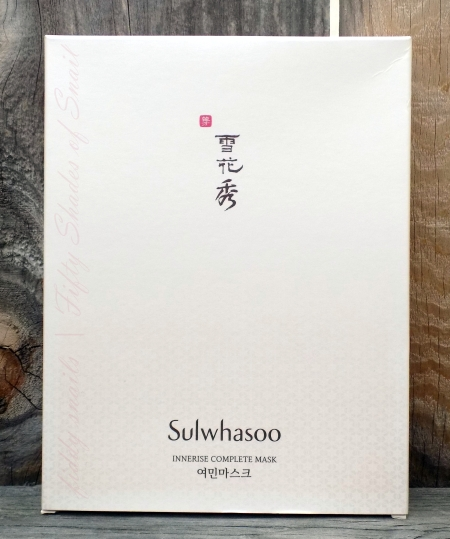 Sulwhasoo Innerise mask review