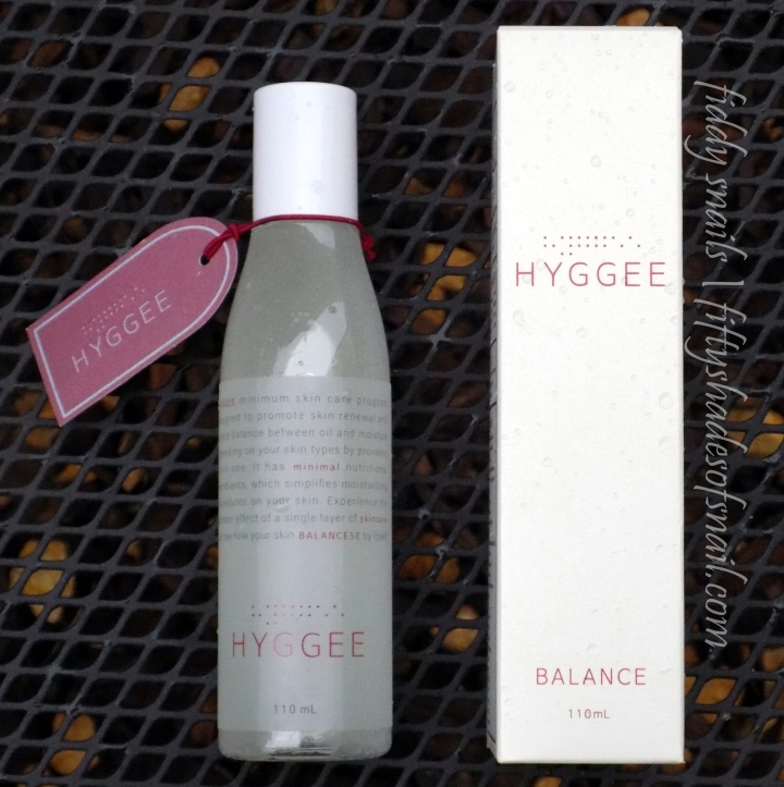 Hyggee Balance One Step Facial Essence first impressions review