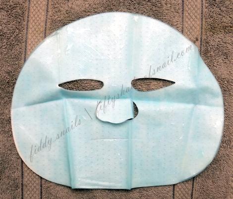 naruko Zero Dark Spot mask review