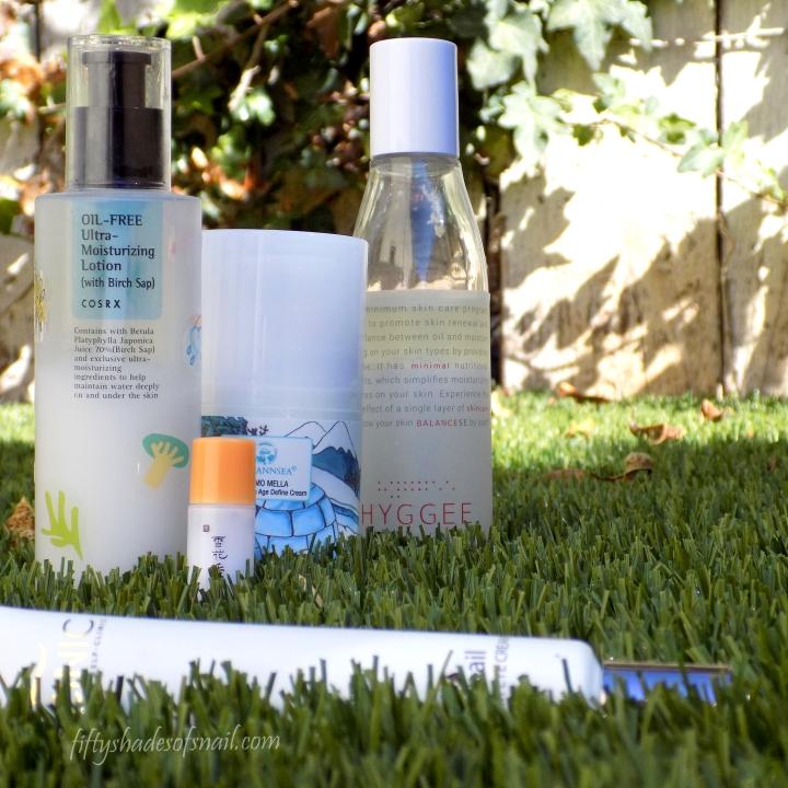 Daytime moisturizers
