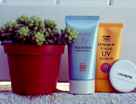 Sunscreens for fast morning skincare routine