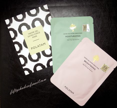 Polatam sheet mask set