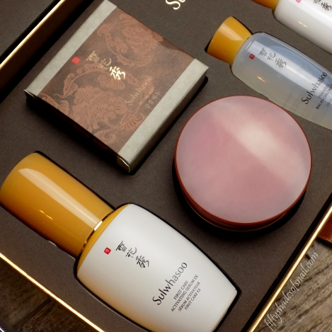 Sulwhasoo Concentrated Ginseng Trial Set