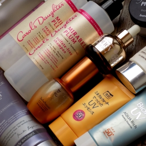 Fifty shades of snail December empties
