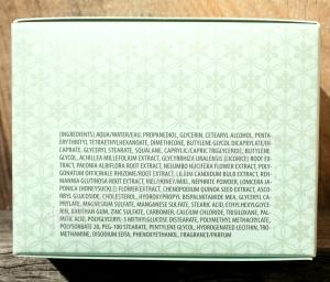 Sulwhasoo Radiance Energy Mask English ingredients