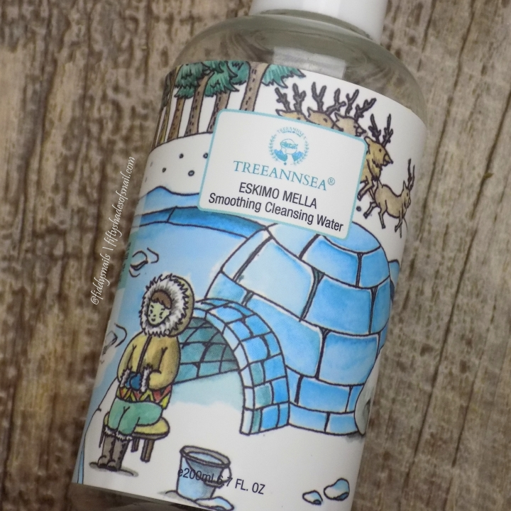 treeannsea cleansing water review