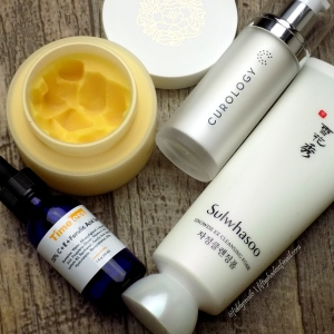 Timeless Vitamin C serum in an anti-aging skincare routine