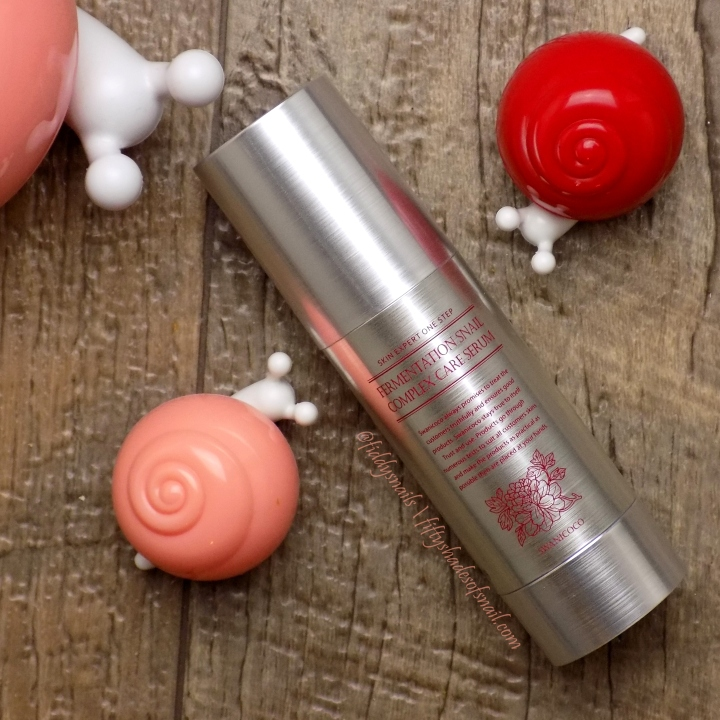 Review: Swanicoco Fermentation Snail Complex Care Serum