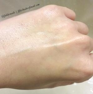 Sulwhasoo Gentle Cleansing Oil clean rinse