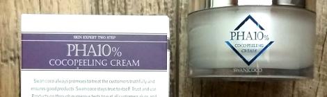Swanicoco PHA 10% Coco Peeling Cream review
