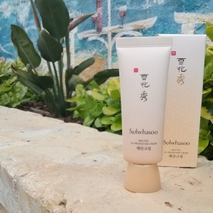 Sulwhasoo Age-Veil UV Protection Cream review