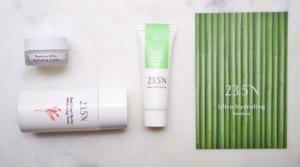23.5N hydrating skincare