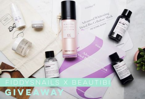 Beautibi x Fifty Shades of Snail aNEW box giveaway