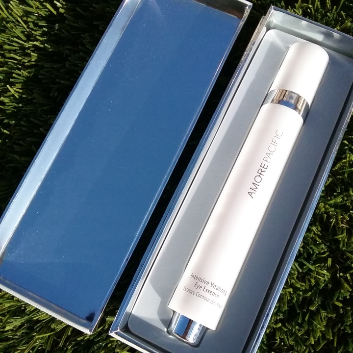 Review: Amorepacific Intensive Vitalizing Eye Essence