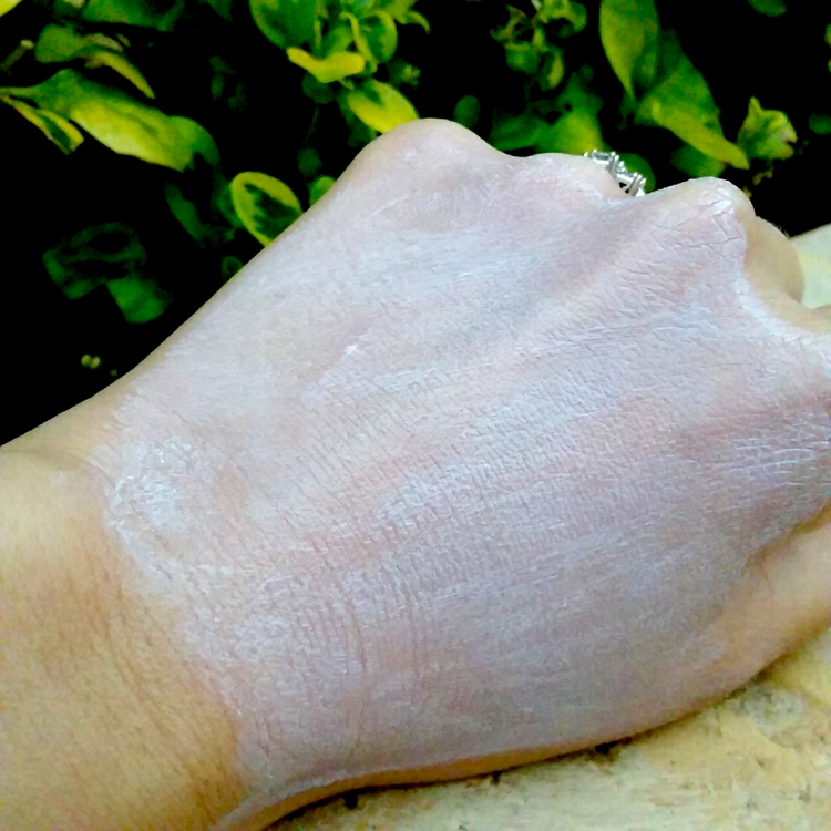 Missha All Around Safe Block Mild Sun SPF 30 PA++ physical sunscreen white cast