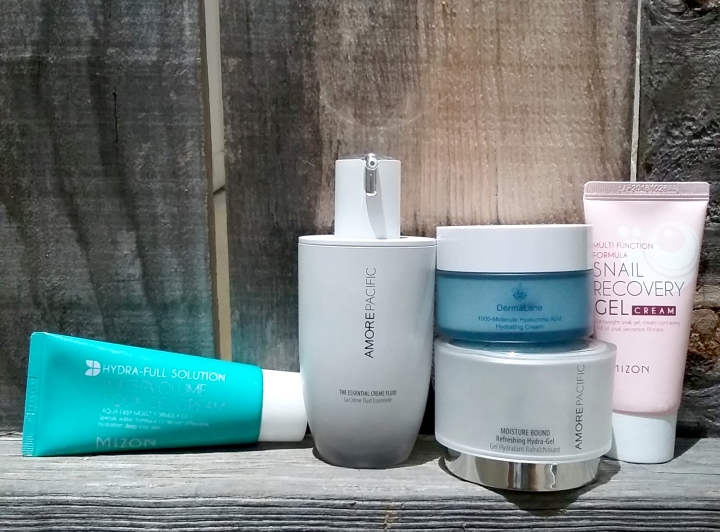 My Top 6 Day Moisturizers for Spring and Summer