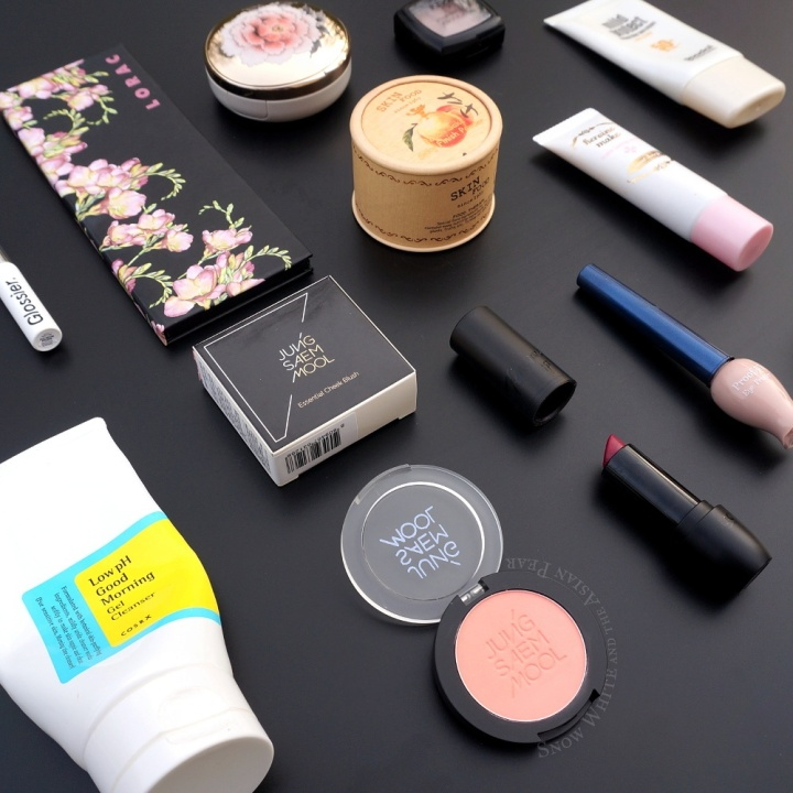 Korean makeup and skincare