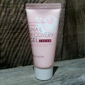Mizon Snail Recovery Gel Cream moisturizer