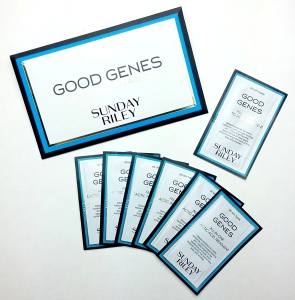 Sunday Riley Good Genes sample pack
