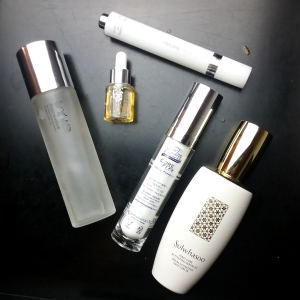 Serums for travel