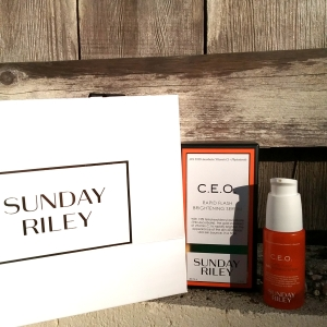Sunday Riley C.E.O. review