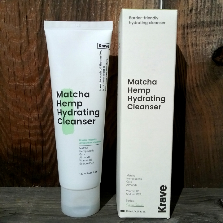 Krave Beauty cleanser
