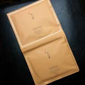 Sulwhasoo Concentrated Ginseng Renewing Creamy Mask mask packaging