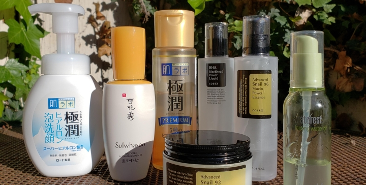 The Super Seven: Skincare Classics I Never Want to Go Without