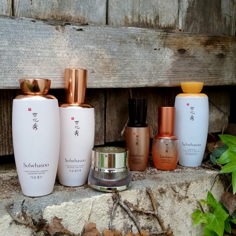 Sulwhasoo and Su:m37 products