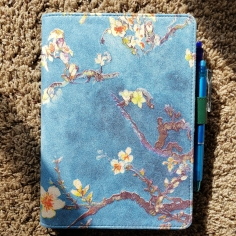 hobonichi cousin a5 planner with cover