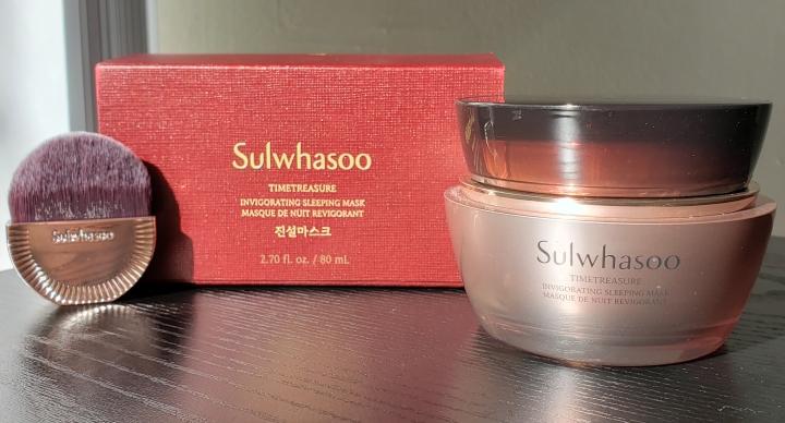 Review: Sulwhasoo Timetreasure Invigorating SleepingMask
